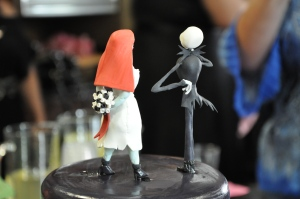 backside cake topper