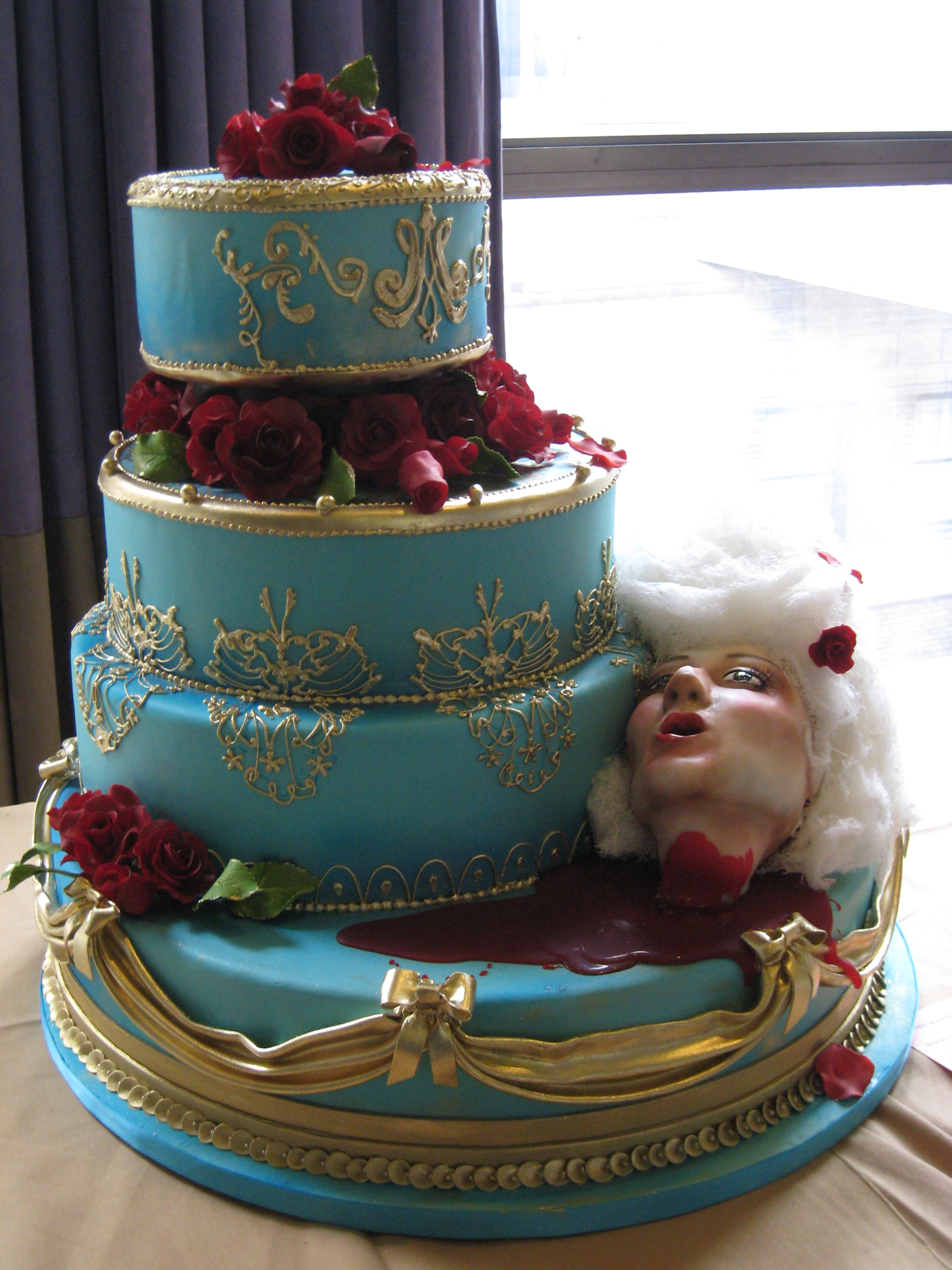 marie antoinette cake sculpted cake page 2 5708