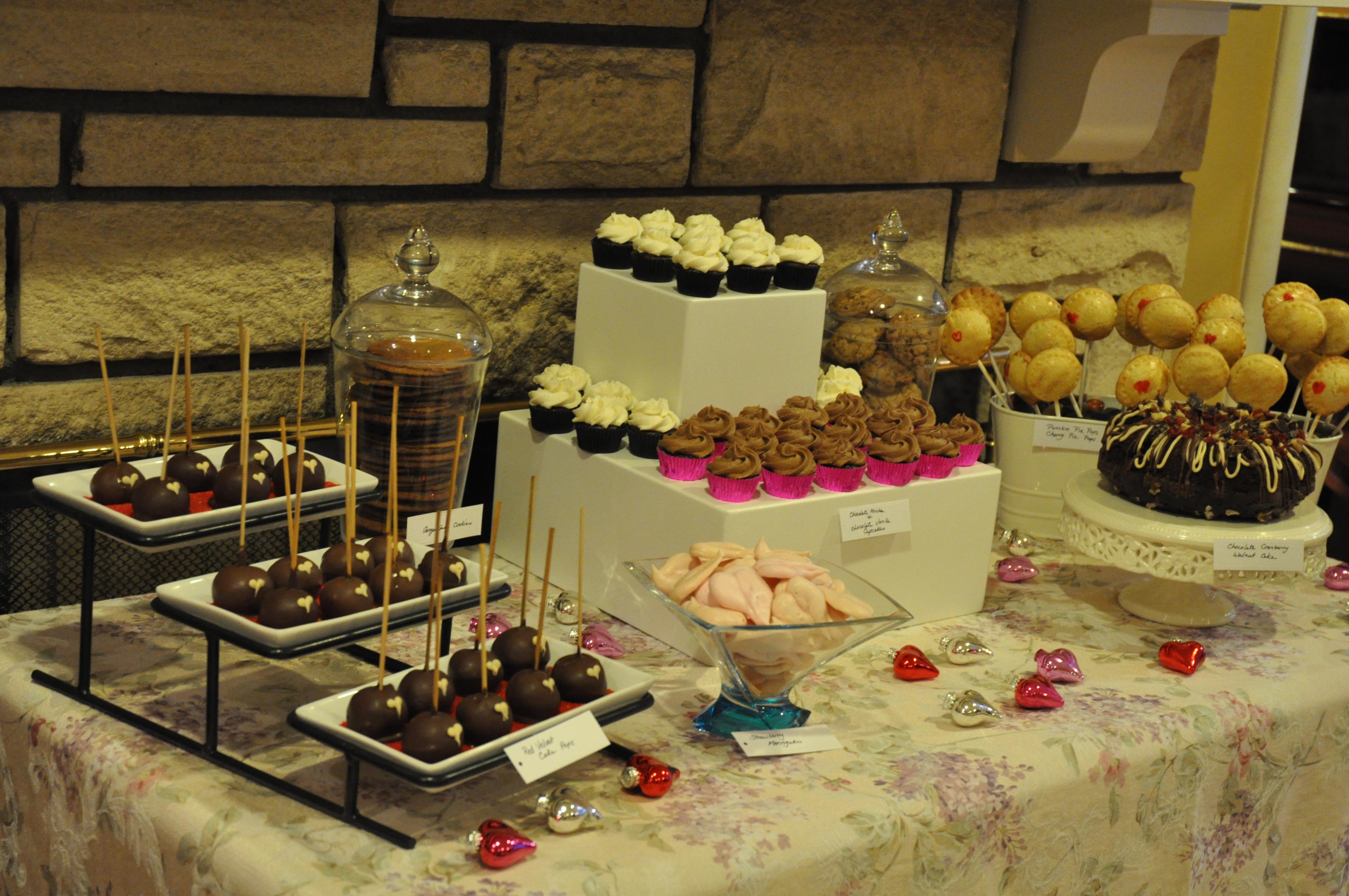 mini desserts urban sweets. Black Bedroom Furniture Sets. Home Design Ideas